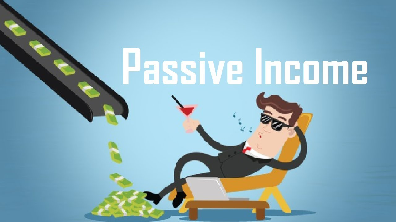 passive income machine