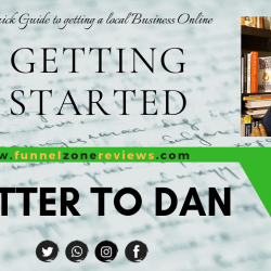 How to optimise a local business website - letter to Dan