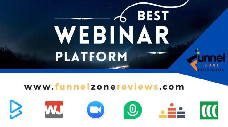 Best Webinar Platform comparison